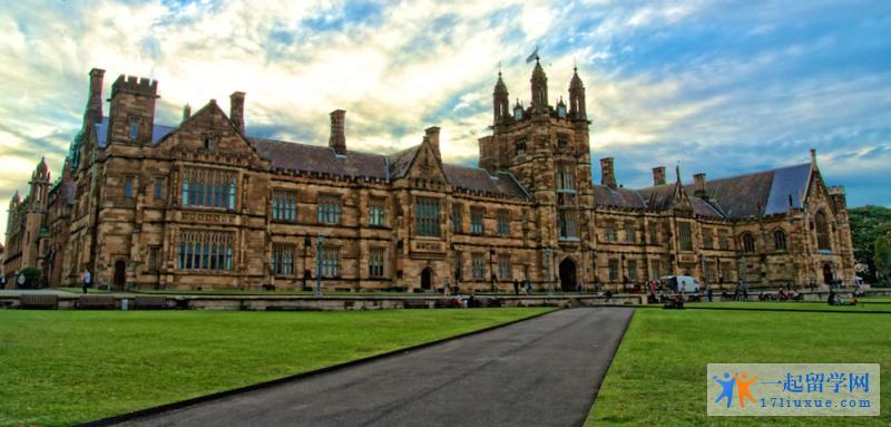 澳洲留学:恭喜马同学成功申请悉尼大学兽医专业offer