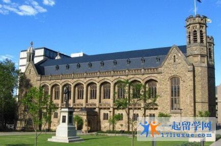 澳洲阿德莱德大学院校规模及大学成就解析
