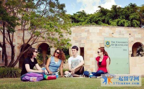 昆士兰大学国际留学生比例及毕业率介绍