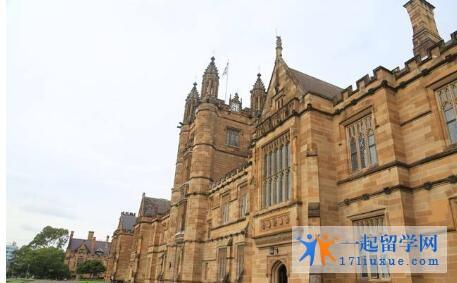 澳洲名校悉尼大学院校规模及大学成就解析