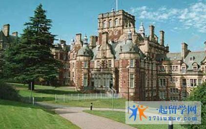 英国爱丁堡龙比亚大学学术实力及入学标准解析