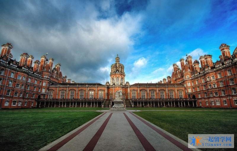 2018年皇家霍洛威学院大学排名及申请要求解读