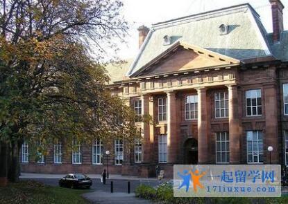 英国阿伯泰邓迪大学学术实力及入学标准解析