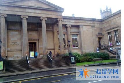 英国西苏格兰大学学术实力及入学标准解析