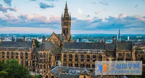 英国格拉斯哥大学学术实力及入学标准解析