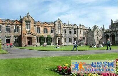 英国圣安德鲁斯大学学术实力及入学标准解析