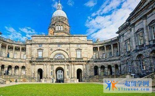 英国爱丁堡大学学术实力及入学标准解析