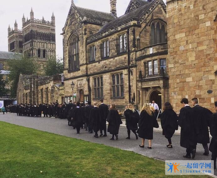英国杜伦大学中国留学生多吗?