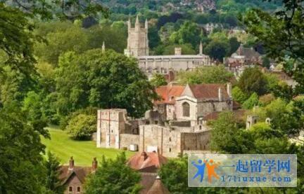英国温切斯特大学中国留学生多吗?