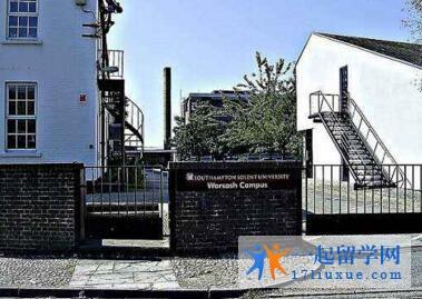 英国索伦特南安普敦大学中国留学生多吗?