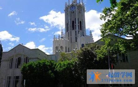 新西兰奥克兰大学学术实力及入学标准解析