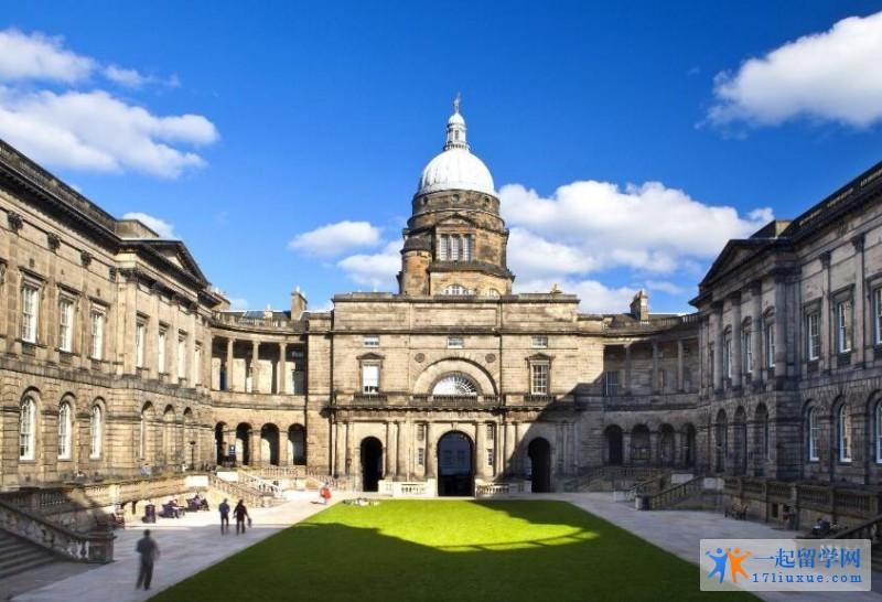英国爱丁堡大学中国留学生多吗?
