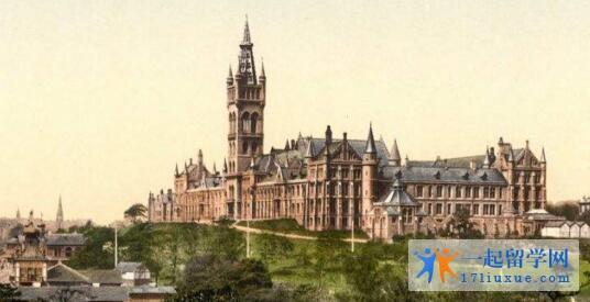 英国格拉斯哥大学中国留学生多吗?