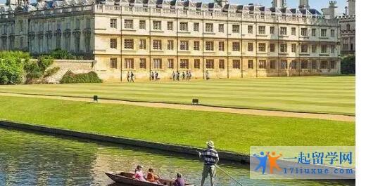 英国剑桥大学本科申请条件及学费信息解析