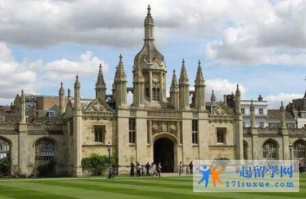 英国伦敦国王学院本科申请条件及学费信息简述