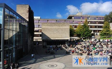 英国东英吉利大学中国留学生多吗?