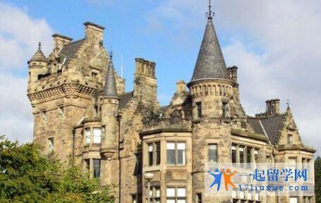 英国爱丁堡玛格丽特女王大学本科申请条件及学费信息解析