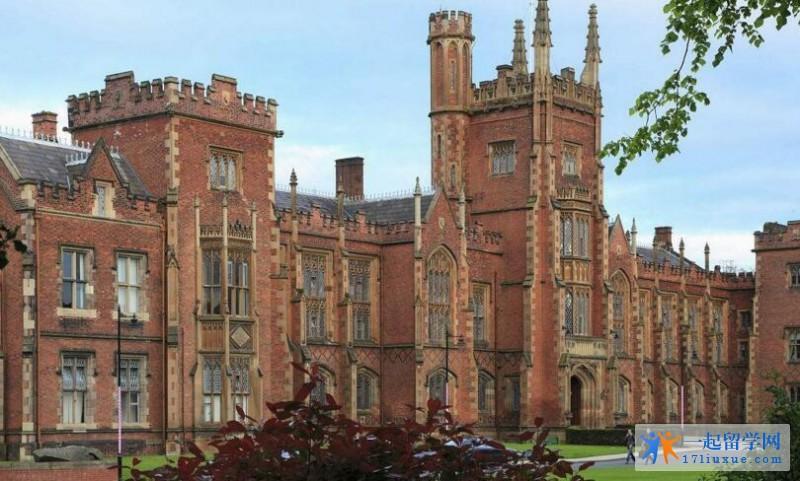 英国贝尔法斯特女王大学中国留学生多吗?