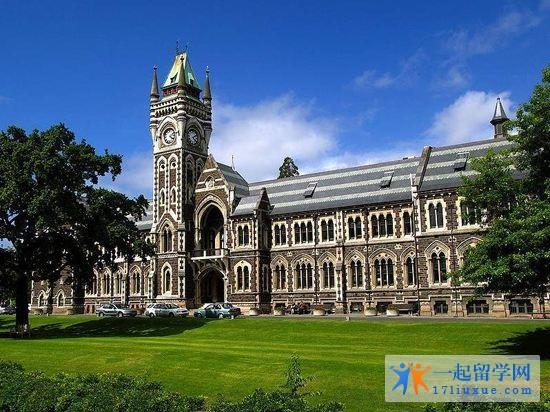 新西兰留学:奥塔哥大学语言要求及其申请流程如何?