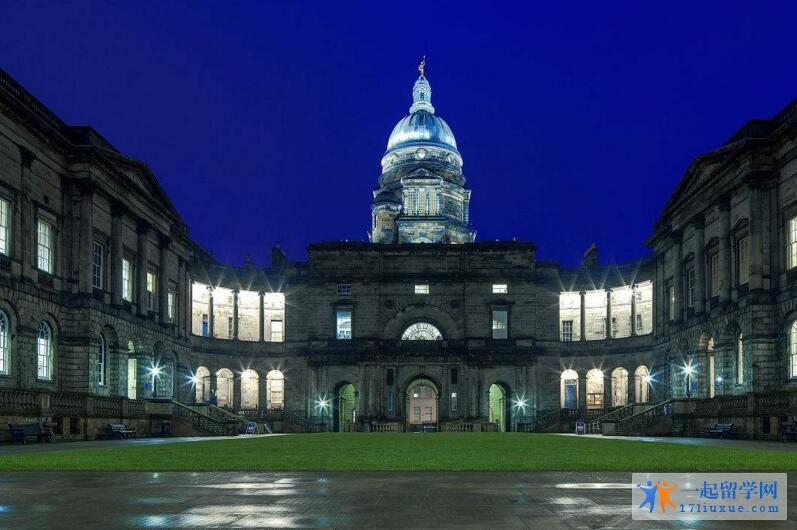 英国爱丁堡大学雅思分数要求详解