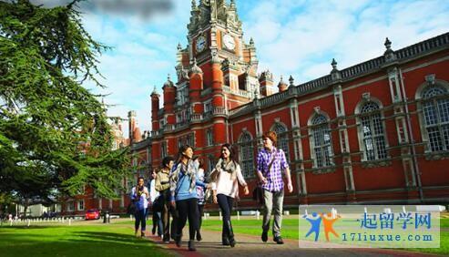 英国伦敦城市大学院校机构及教学环境解析
