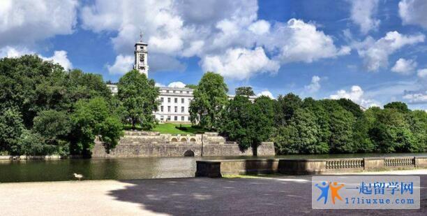 英国诺丁汉特伦特大学校园环境和各校区地址详细解析
