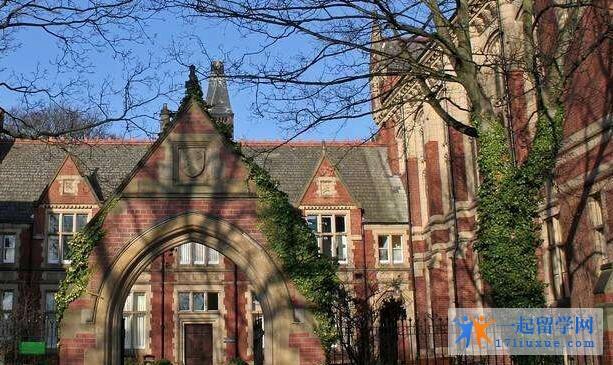 英国利兹三一大学学院教学环境及地理位置优势解析