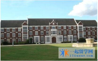 英国格拉斯哥卡利多尼安大学校园环境和各校区地址详细解析