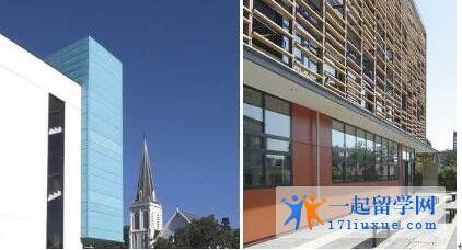 新西兰惠灵顿理工学院校园环境和各校区地址详细解析