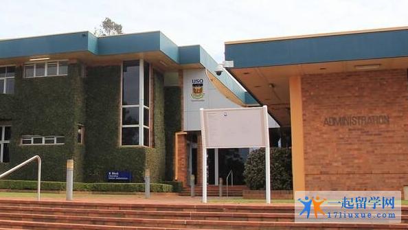 澳洲南昆士兰大学院校机构及教学环境解析