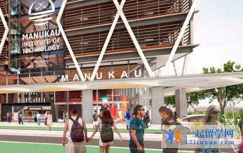 新西兰马努卡理工学院院校机构及教学环境解析