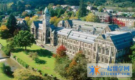 新西兰奥塔哥理工学院教学环境及奖学金信息解析