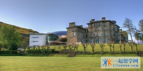 英国爱丁堡龙比亚大学地理位置优势及学生生活信息解析