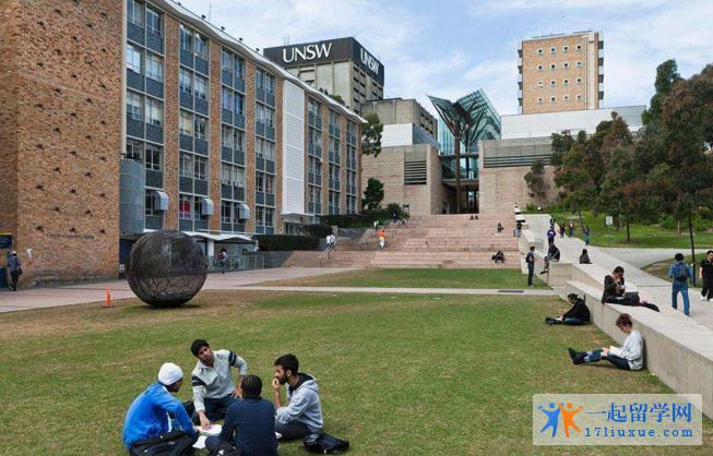 2018年新南威尔士大学世界综合排名,澳洲综合排名,专业排名汇总