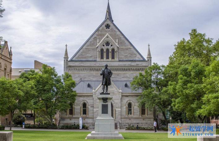 2018年阿德莱德大学世界综合排名,澳洲综合排名,专业排名汇总