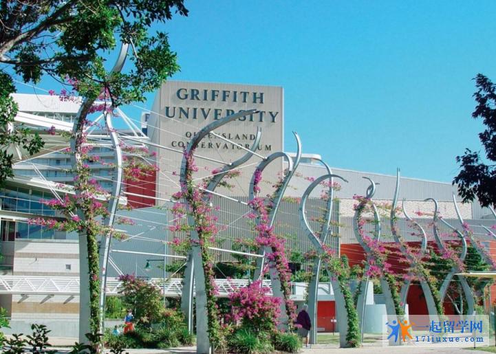 2018年格里菲斯大学世界综合排名,澳洲排名,专业排名汇总