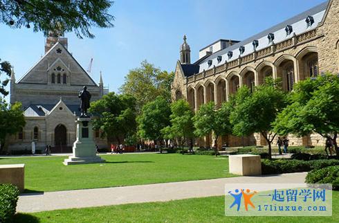 澳洲阿德莱德大学商学院开设专业及录取要求介绍