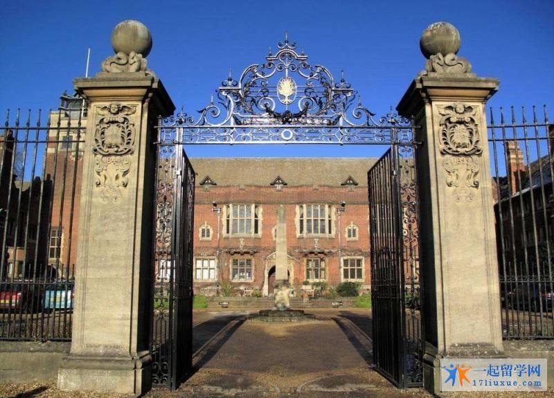 威斯敏斯特大学有哪些学院?热门专业有哪些