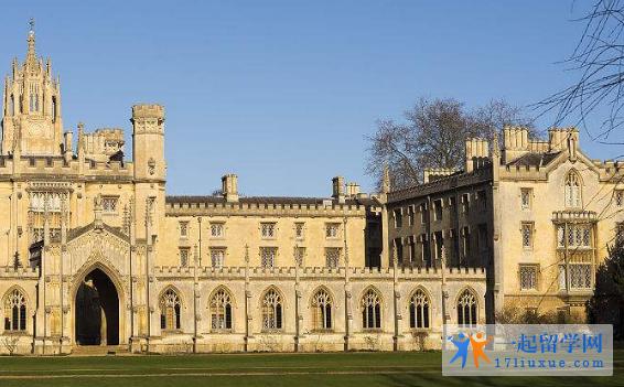 英国名校剑桥大学学术信息及院校特色介绍