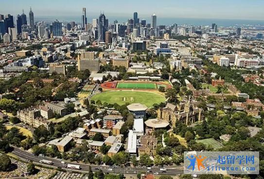 澳洲墨尔本大学商学院可申请的专业有哪些?