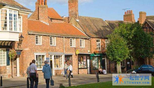 留学英国:约克大学院校特色及学术信息介绍