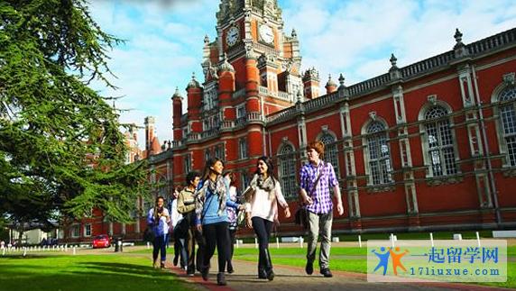 留学英国:皇家霍洛威学院院校特色及学术水平解析