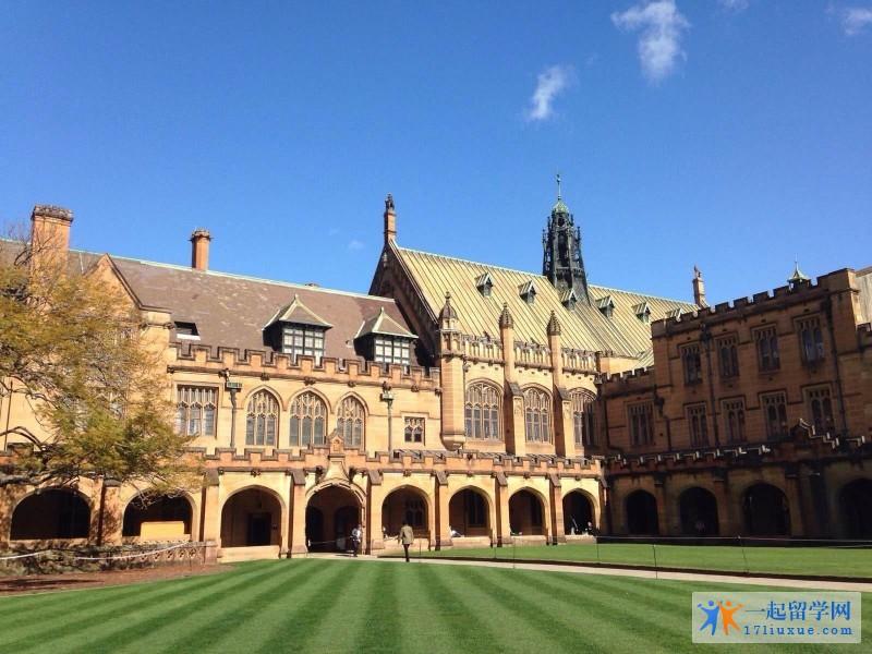 留学澳洲:悉尼大学学习攻略,你值得拥有