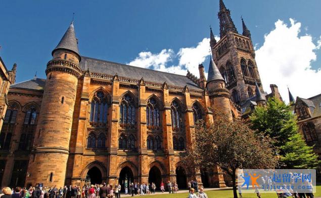 英国留学:格拉斯哥大学历年排名及其专业排名汇总