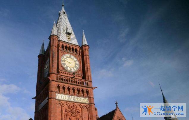 英国留学:利物浦大学历年排名及其专业排名汇总