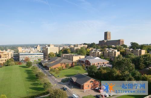 英国留学:萨里大学学习攻略,你值得拥有