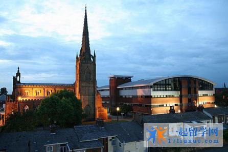 英国留学:中央兰开夏大学历年排名和专业排名