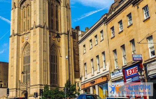留学英国:布里斯托大学院校资源及学术优势介绍