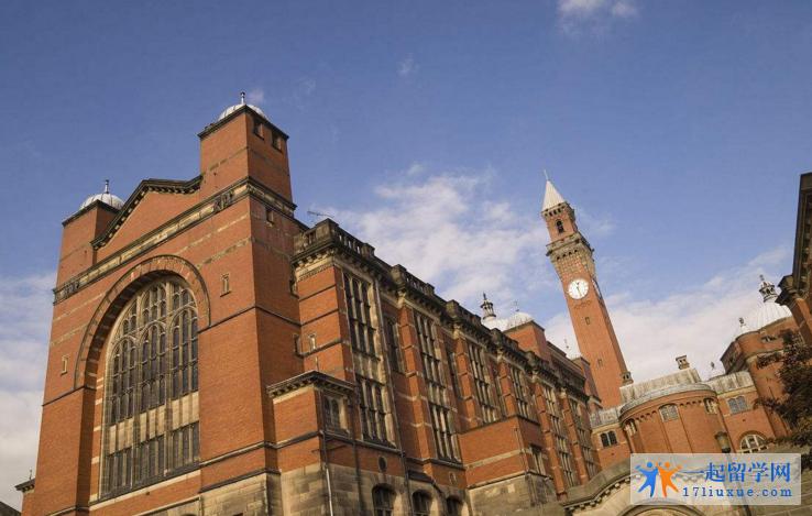 英国留学:伯明翰大学历年排名和专业排名