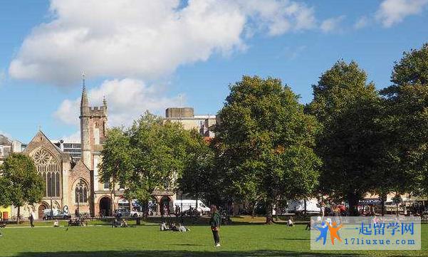 英国西英格兰大学院校资源及学习优势介绍